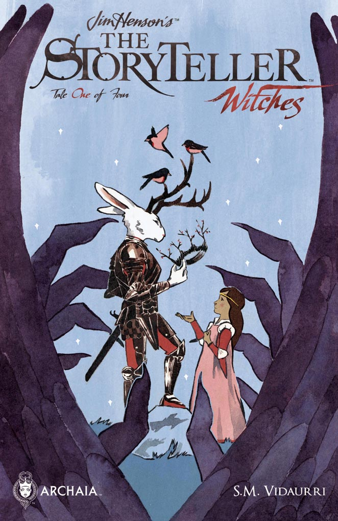 Storyteller Witches #1 Cover A