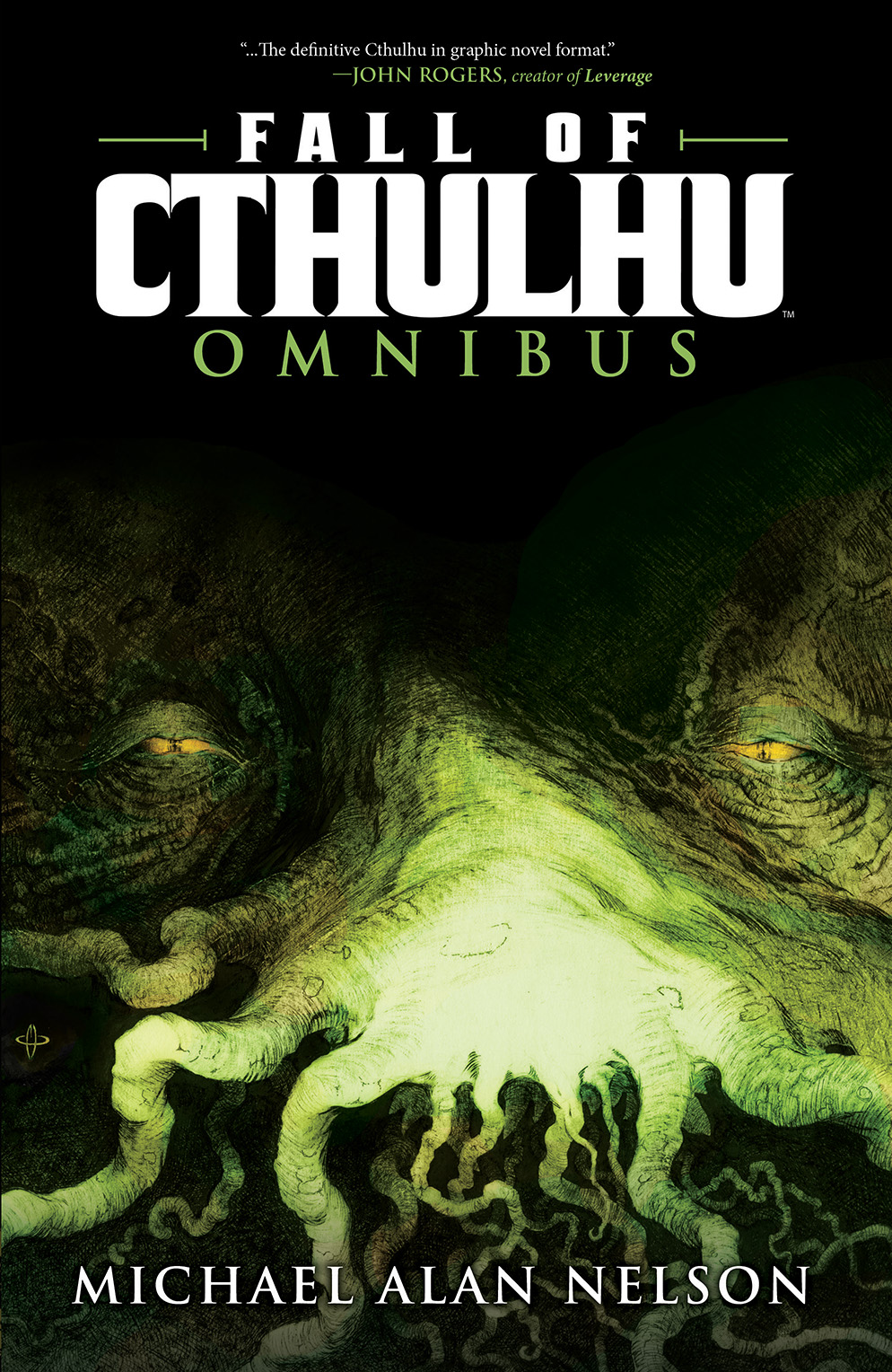 Fall of Cthulhu Omnibus Cover