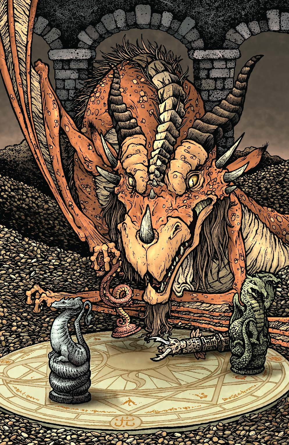 Jim Henson's The Storyteller: Dragons Incentive over