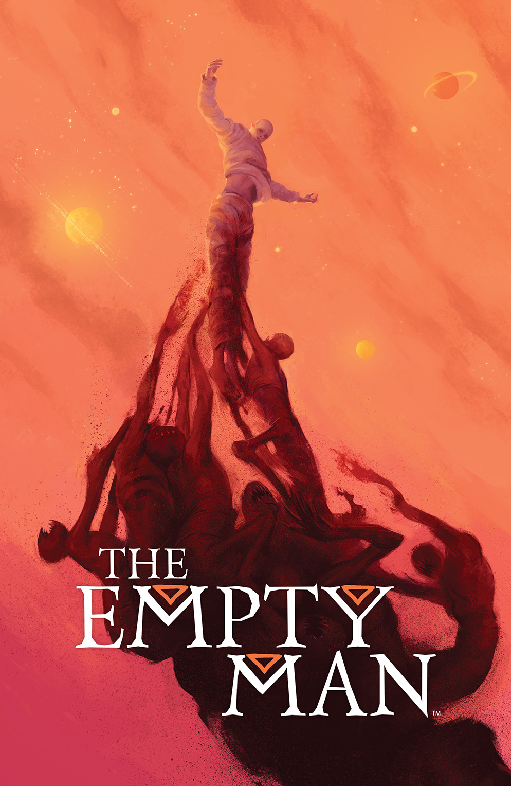 THE EMPTY MAN #5 Cover