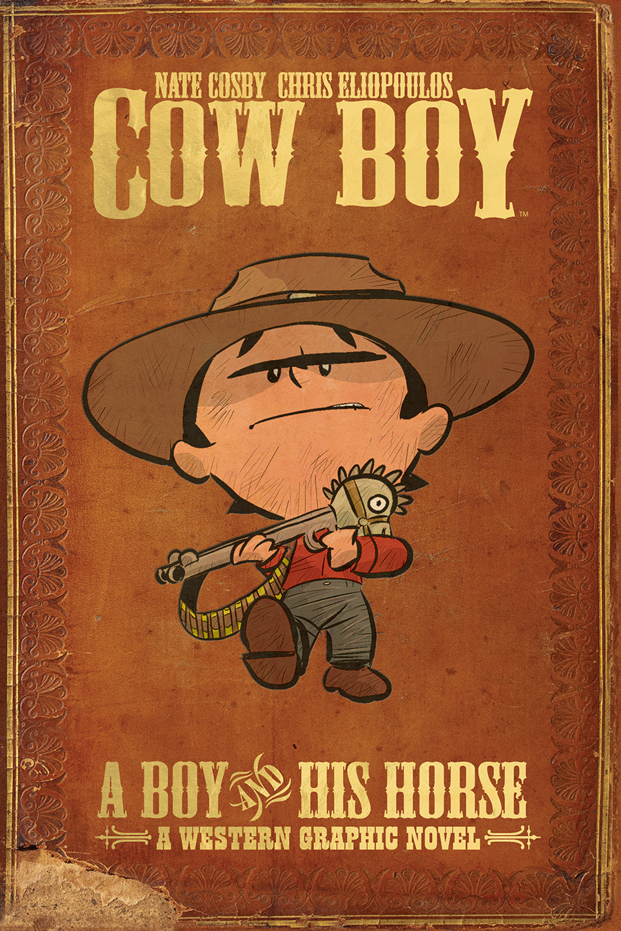 Cow Boy: A Boy and His Horse TP