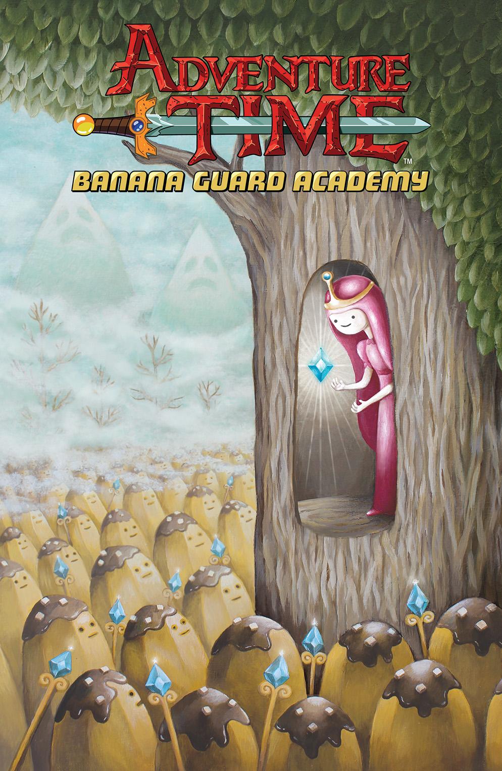AT: Banana Guard Academy #5 Cover B