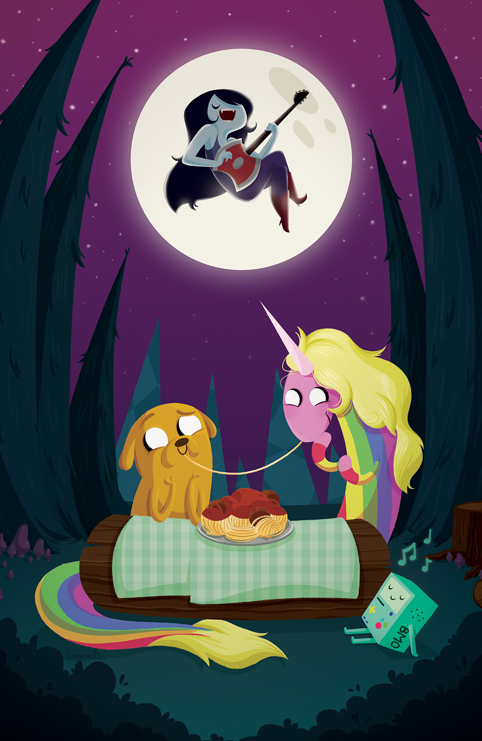 ADVENTURE TIME #33 Cover C