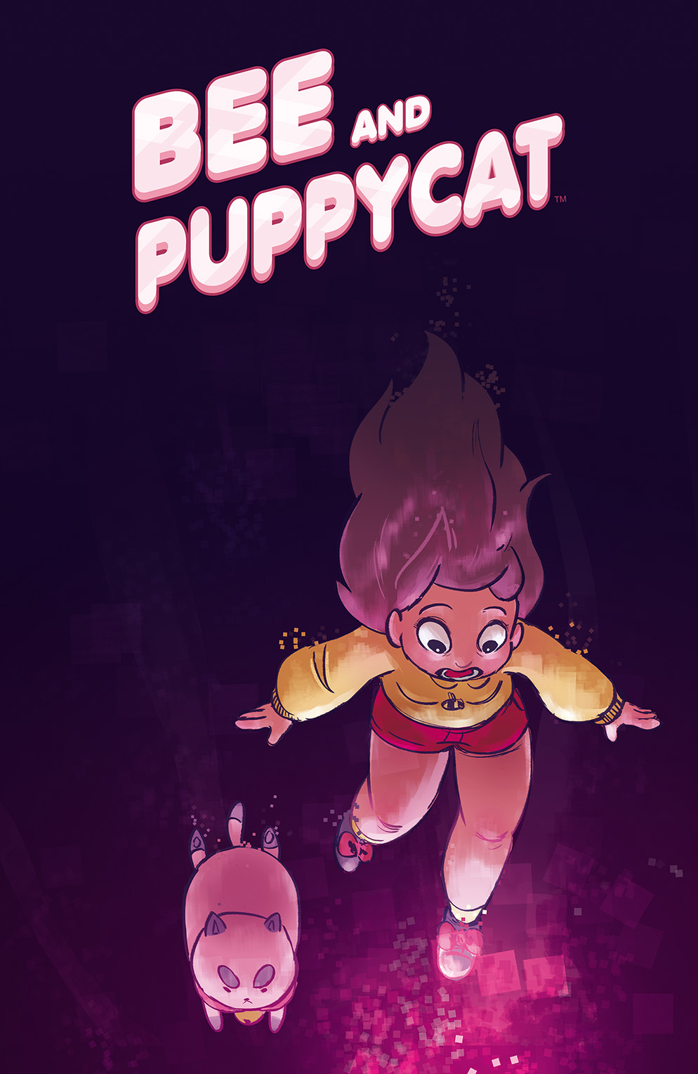 BEE AND PUPPYCAT #6 Cover