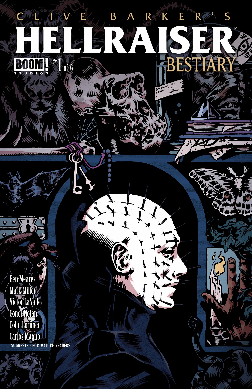 Hellraiser: Bestiary #1 Cover A