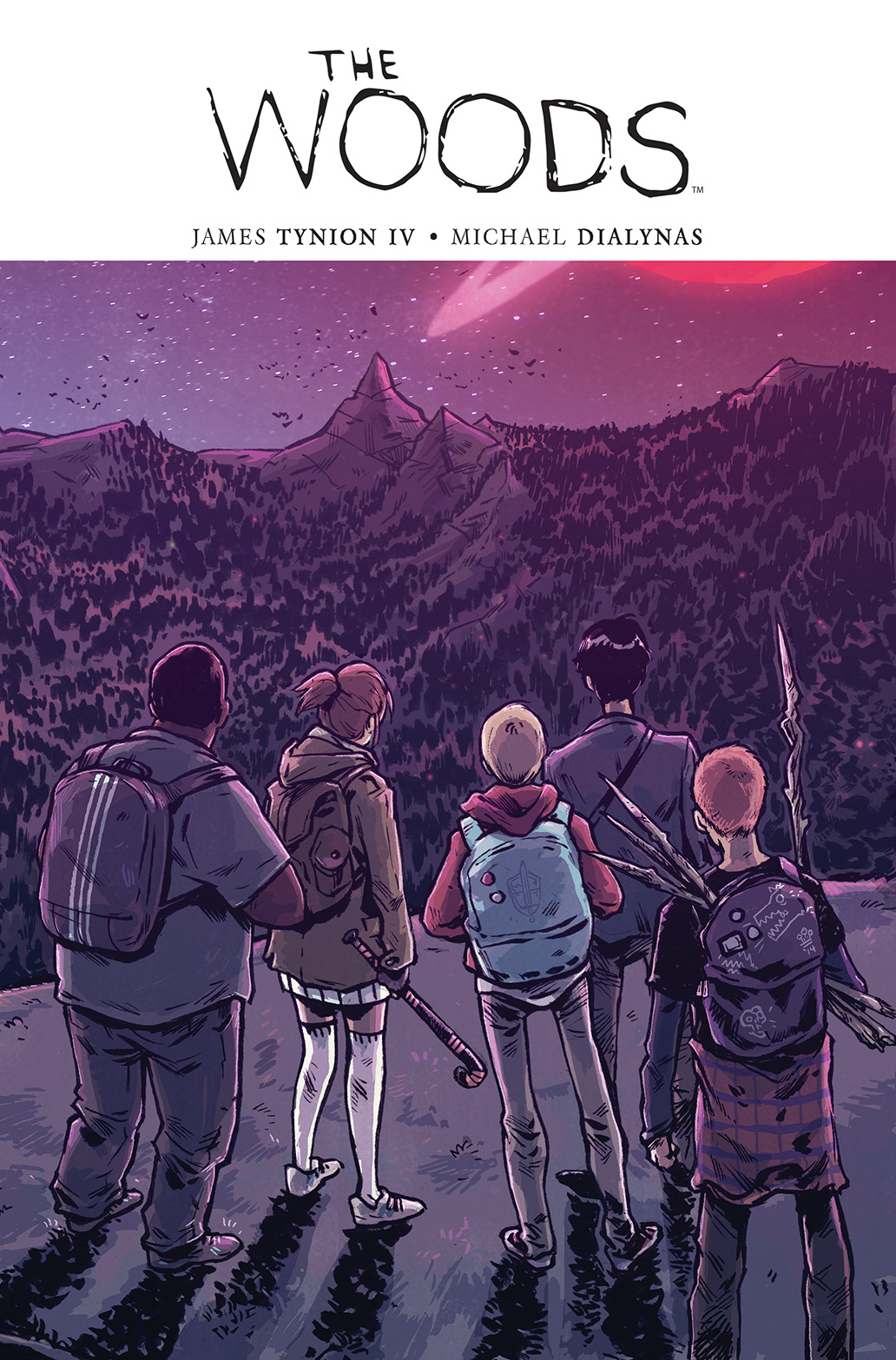 The Woods Vol. 1 TP