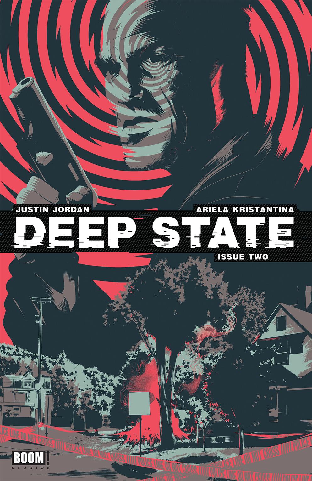 Deep State #2 2nd Print