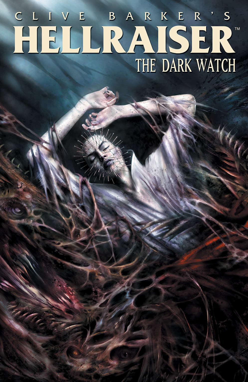 Hellraiser: The Dark Watch Vol. 3 TP Cover