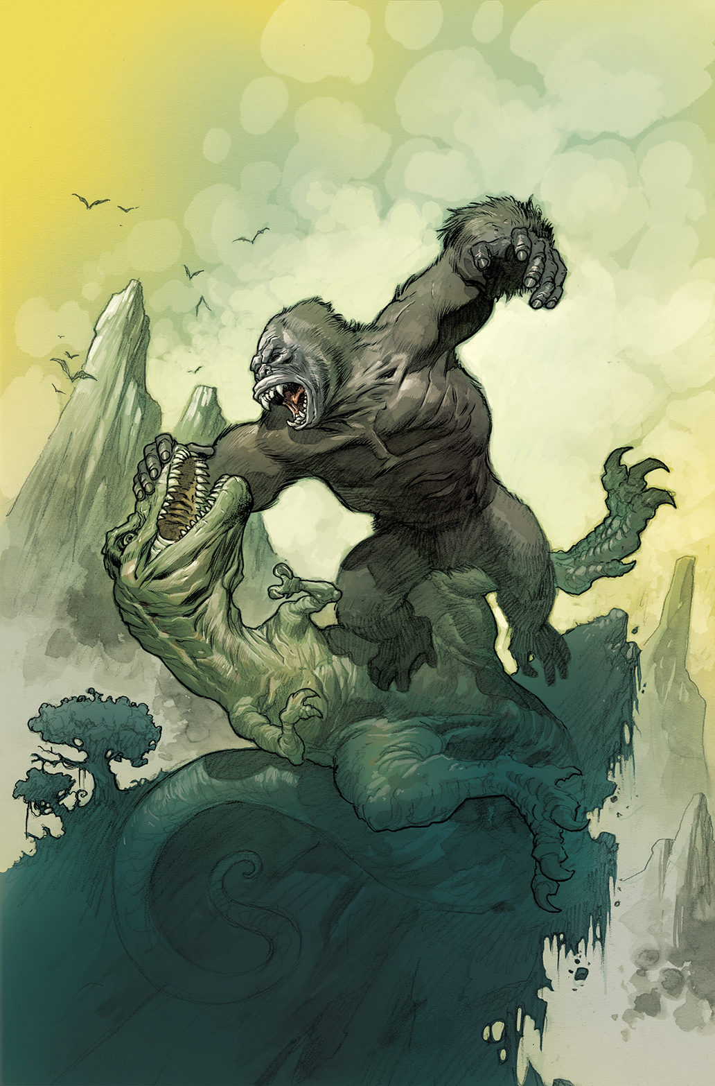 Kong of Skull Island Incentive Cover 2