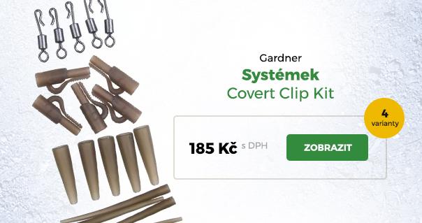 Systém Gardner Covert Clip
