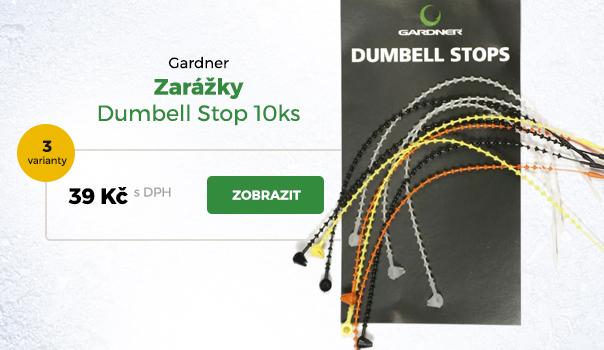 Zarážky Gardner Dumbell Stop