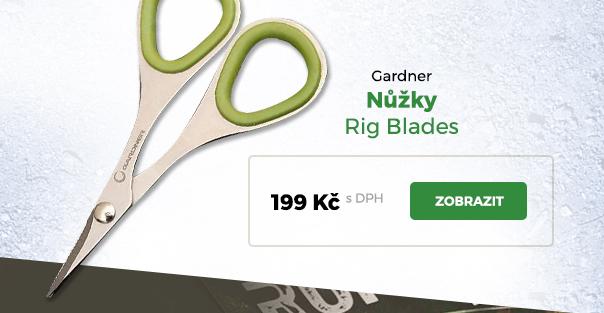 Nůžky Gardner Rig Blades