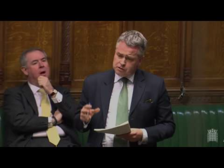House of Commons - Child Refugees - 26 January 2016