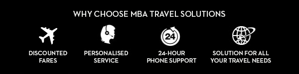 Why Choose MBA Travel Solutions