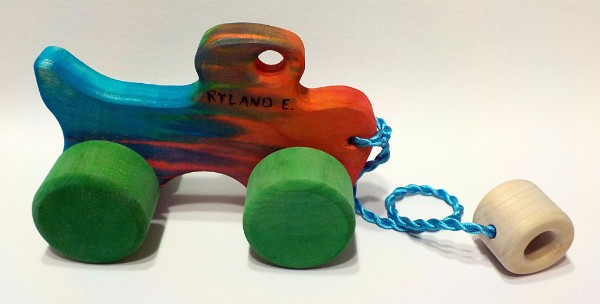 Customized and inscribed toys