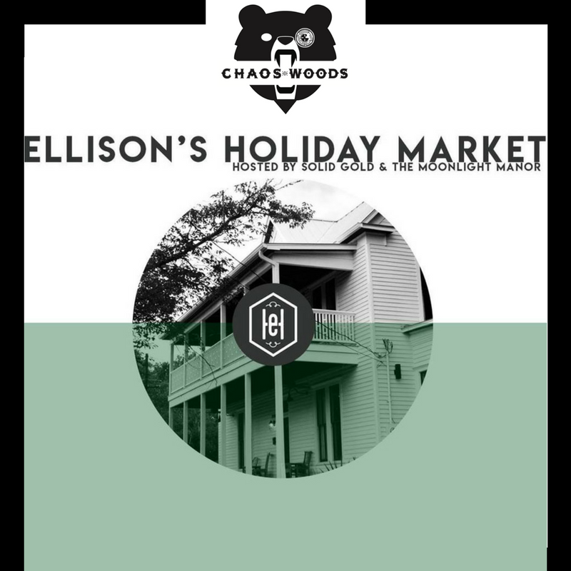 Curated shoping experience at Lockhart's premiere boutique boarding house and venue, The Ellison House