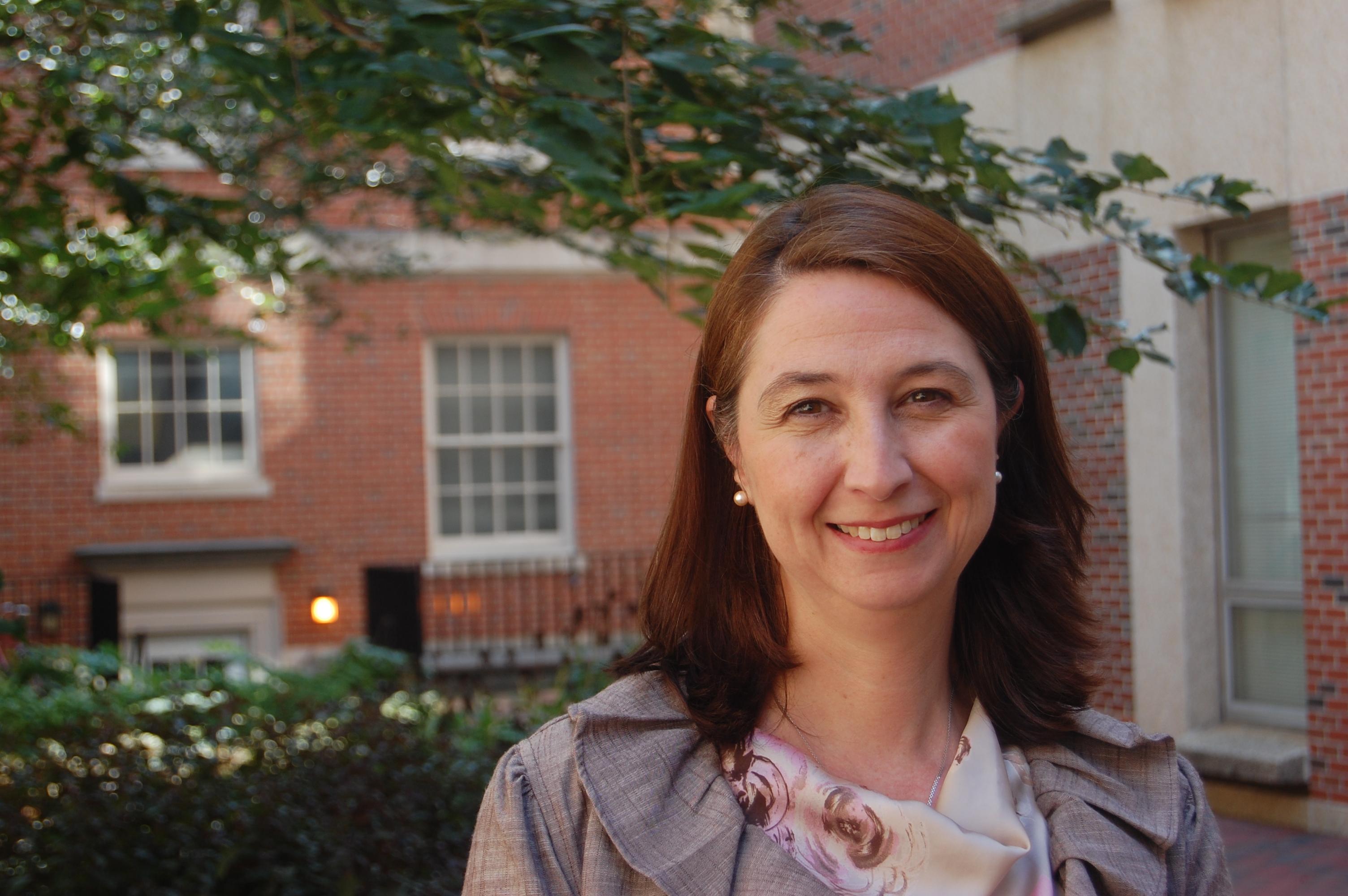 Dr. Kathleen Caron