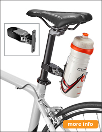 Ibera Bottle Cage Clamp