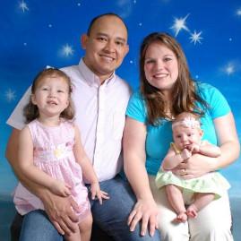 Rodas family photo