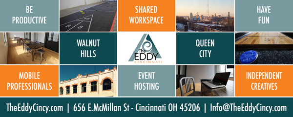 Visit The Eddy Online: Click Here