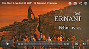 """Watch a video preview of """"Ernani"""" from the Metropolitan."""