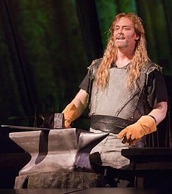 "Coming up on November 26 is Wagner's ""Siegfried,"" with Jay Hunter Morris in the title role."