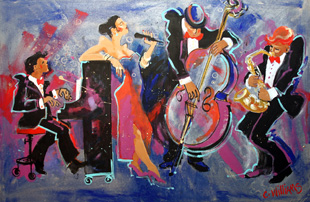 OCCA's looking for the 2012 jazz event artwork!