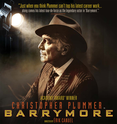 Christopher Plummer gives the tour-de-force performance of his career as legendary actor John Barrymore.