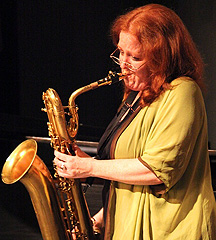 The Claire Daly Quartet played at the PAC Studio Theatre in June.