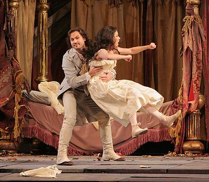 Don Pasquale plays at 10 a.m. November 13 at the Newport Performing Arts Center.