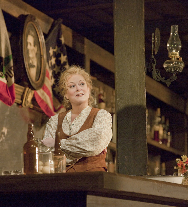 """""""The Girl of the Golden West"""" starts at 10 a.m. Feb. 5 at the Performing Arts Center in Newport."""