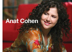 International jazz star Anat Cohen will perform at Jazz at Newport 2011.