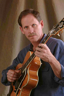 Bruce Forman will give a jazz guitar clinic on Saturday, October 2.