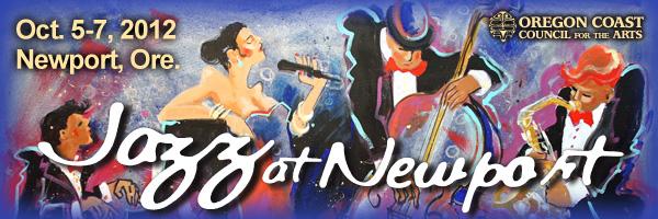 Jazz at Newport, Oregon