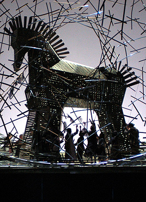 "Berlioz's ""Les Troyens"" starts off the new year on Jan. 5, 2013."