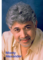Renowned NYC jazz man Monty Alexander performs at the 2011 Jazz at Newport festival.