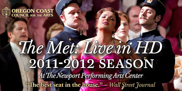 The Met: Live in HD 2010-11 Season