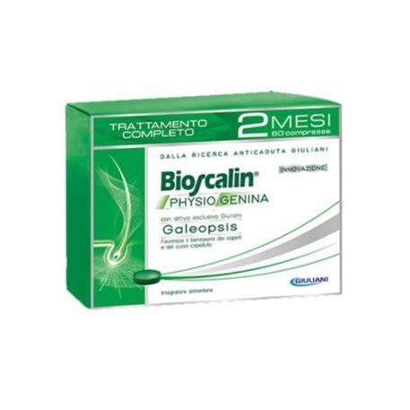 Bioscalin physiogenina 60 compresse 3 pezzi