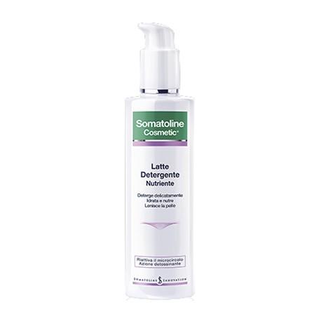 Somatoline cosmetic viso latte detergente pelle sensibile 200 ml