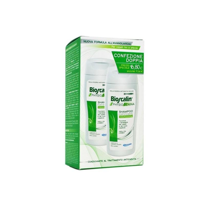 Bioscalin physiogenina shampoo volumizzante 200 ml