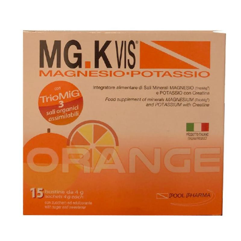 Mgk vis orange 15 bustine