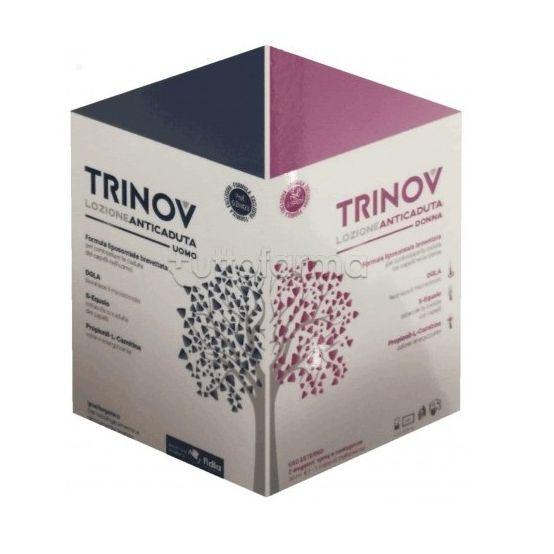 Fidia Trinov 30 ml Lozione Anticaduta per Donna