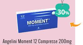 Angelini Moment 12 compresse 200 mg
