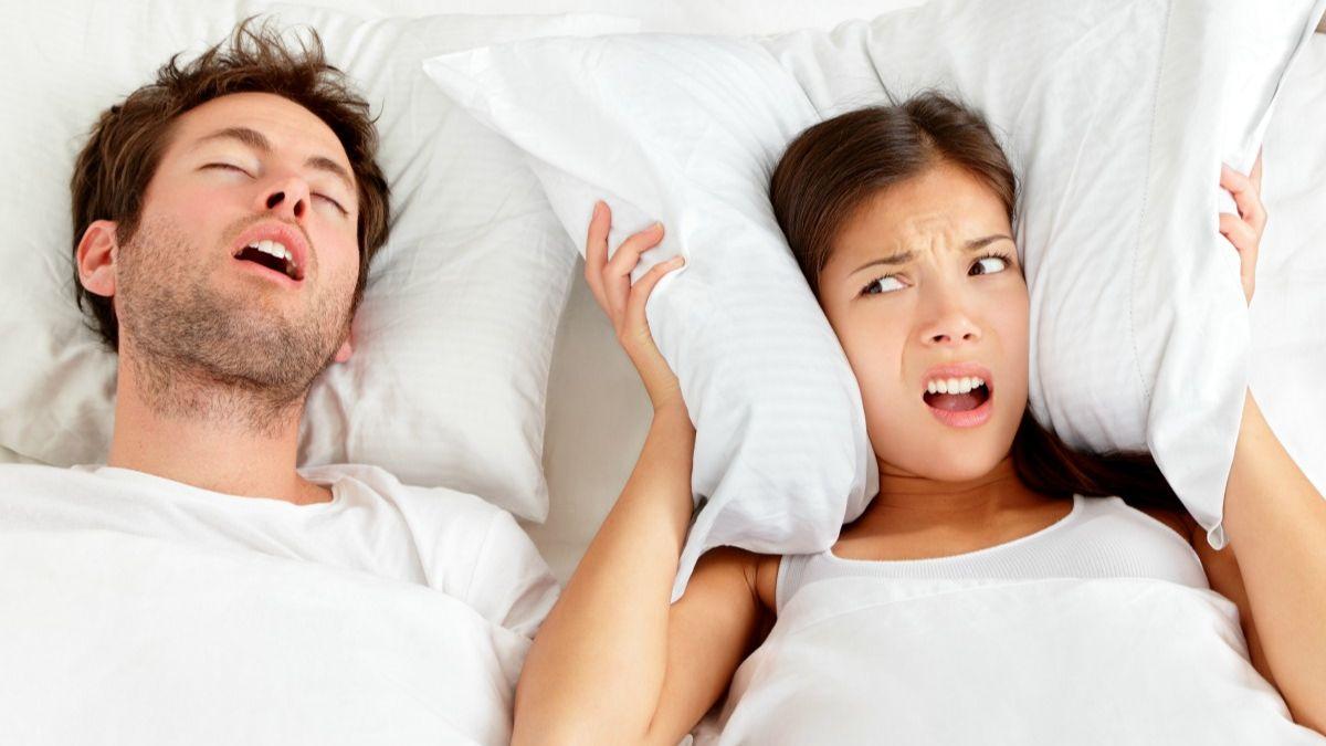 Apnea notturna: i rimedi naturali