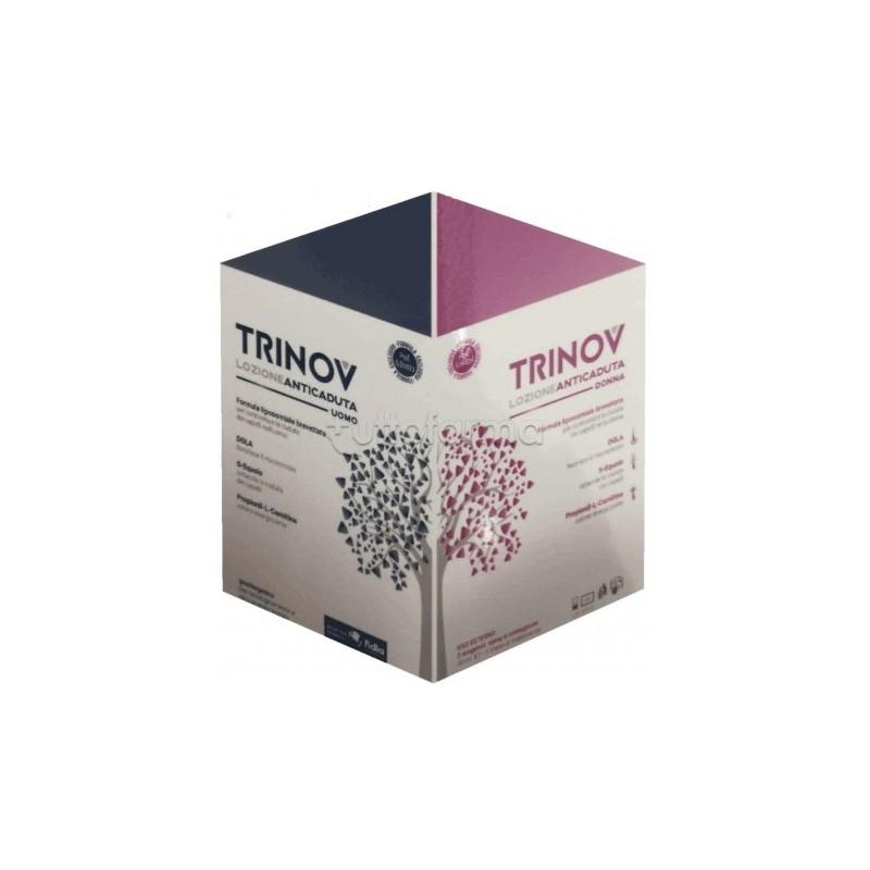 Fidia Trinov 30 ml Lozione Uomo Anticaduta