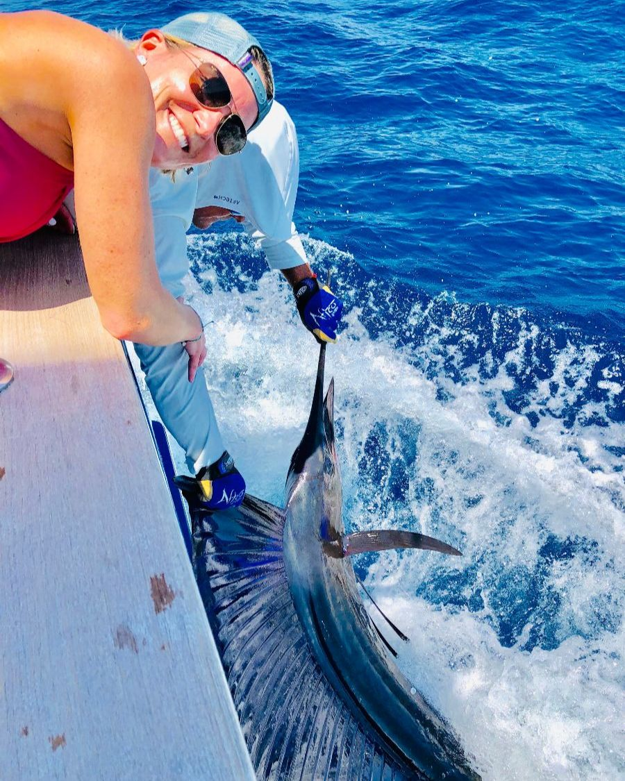 Los Suenos fishing vacation