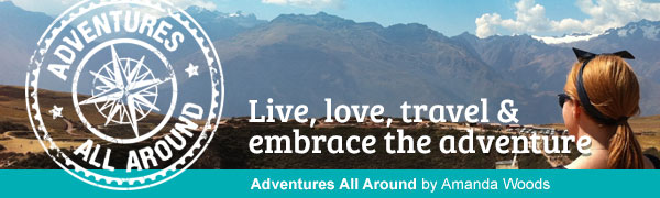 Adventures All Around by Amanda Woods