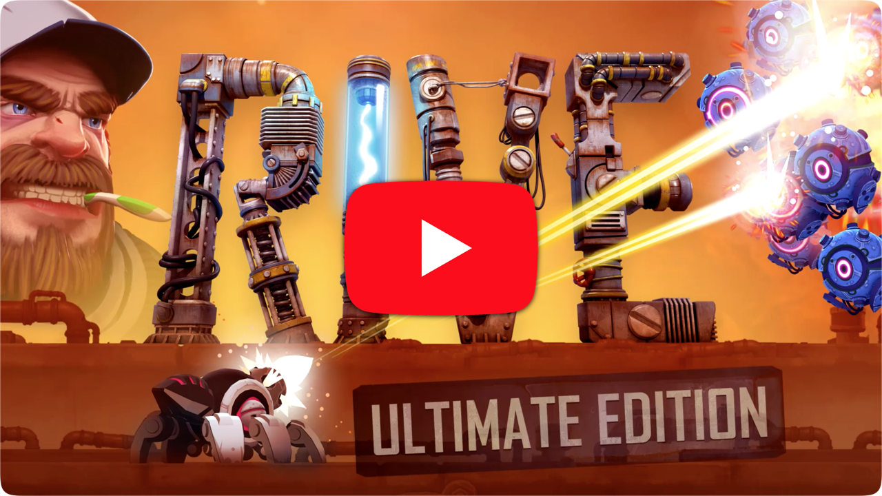 RIVE: Ultimate Edition trailer