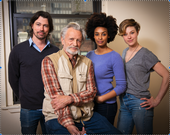 Meet The Cast Of Off Broadway's THE BIGOT