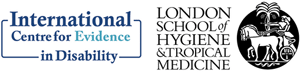 International Centre for Evidence in Disability, London School of Hygiene & Tropical Medicine